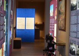 """Foto vom Restituta-Museum """"Glaube gegen NS-Gewalt"""""""