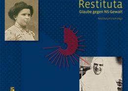 "Buch-Cover ""Restituta - Glaube gegen NS-Gewalt"""