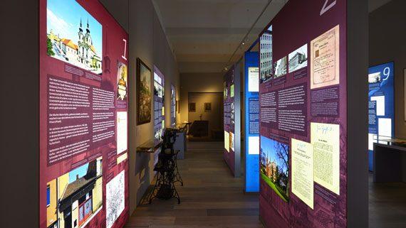 """Die Dauerausstellung """"Restituta - Glaube gegen NS-Gewalt"""" im Hartmannkloster 1050 Wien zeigt Sr. M. Restitutas Lebens- und Glaubenszeugnis."""