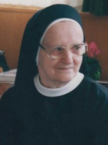 Schwester Marianne Dorfer